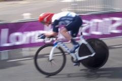 Our Day at the Paralympic Time Trial